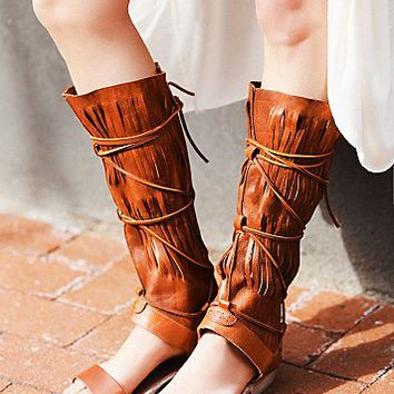 Free People Womens Days On The Road Sandal