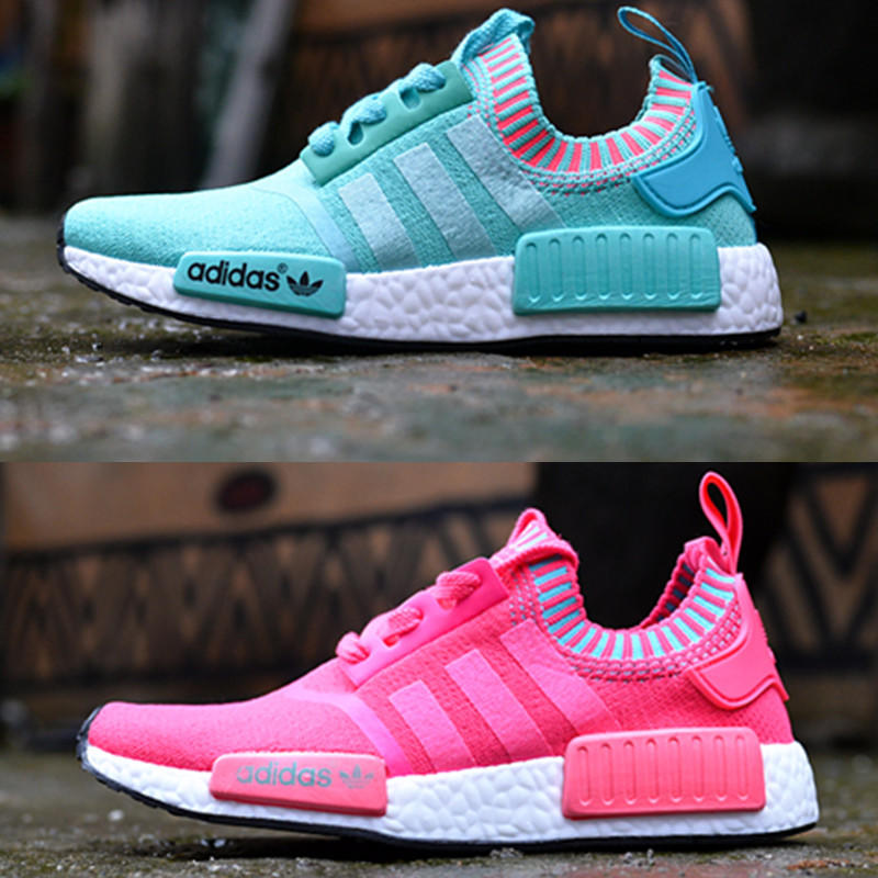 ... new product 92251 a2965 ADIDAS NMD Women Men Running Sport Casual Shoes  Sneakers ... b6fc60ccc