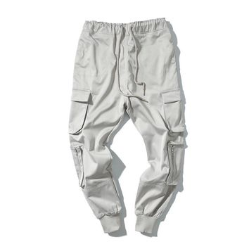 Training Casual With Pocket Pants [411396309021]