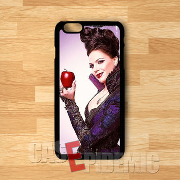 reggina evil queen-1n1 for iPhone 6S case, iPhone 5s case, iPhone 6 case, iPhone 4S, Samsung S6 Edge