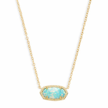 Elisa Pendant Necklace in Blush Pearl | Kendra Scott