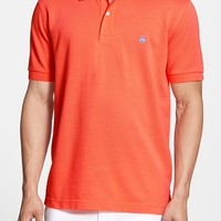 Men's Brooks Brothers Slim Fit Solid Pique Polo,