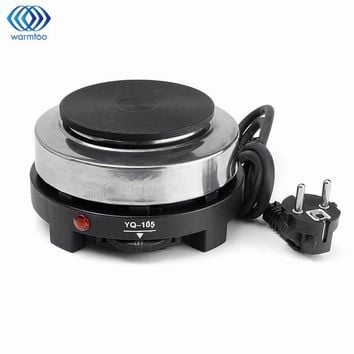 Mini Electric Stove Hot Plate Cooking Plate Multifunction Coffee Tea Heater Home Appliance Hot Plates for Kitchen 220V 500W