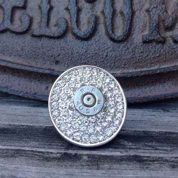 Bullet jewelry. Bullet ring. Hunting jewelry