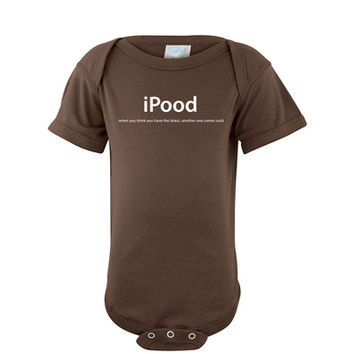 iPood (When You Think You Have the Latest, Another One Comes Out) Bodysuit