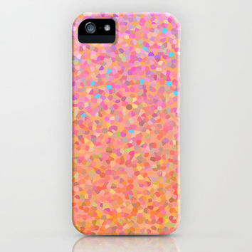 Cotton Candy Sky iPhone Case by Catherine Holcombe | Society6