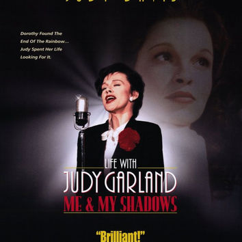 Life With Judy Garland Me & My Shadow 27x40 Used Lindy Booth, Judy Garland, Gerry Salsberg, Alex House, Mickey Rooney, Derek Keurvorst, Alison Pill, Stewart Bick, Aron Tager, John Benjamin Hickey, Aidan Devine