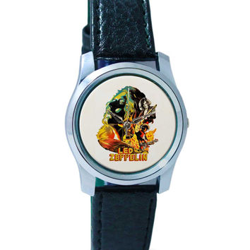 Led Zeppelin The Best Band Wrist Watch
