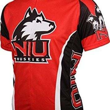 NCAA Men's Adrenaline Promotions Northern Illinois University NIU Huskies Road Cycling Jersey
