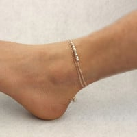Cupshe Boutique Fashion Beads Anklet