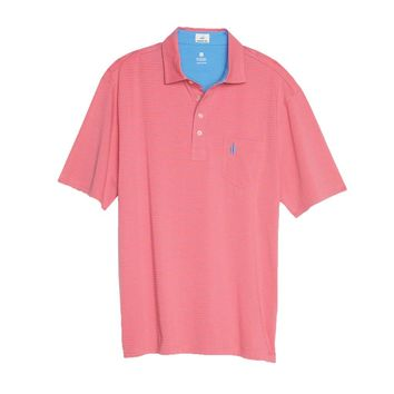 Cliffs Polo in Coral Reefer by Johnnie-O