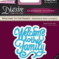 Die'sire Classiques Only Words Dies - Welcome to the Family Die