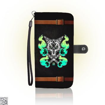 Tribal Alolan Marowak, Pokemon Wallet Case