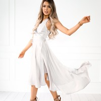 SERENA HI-LOW DRESS