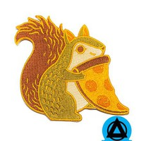 Trash Squirrel Patch