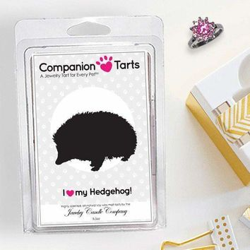 I Love My Hedgehog! - Companion Tarts