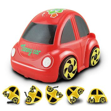 Toy Baby Funny Cute Car Model Baby Filed Gift