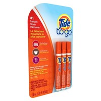 Tide To Go Stain Remover Pen 1.01 oz 3 ct