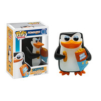 Skipper Penguins of Madagascar POP! Movies #161 Vinyl Figure