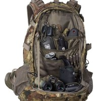 Bow Hunting Backpack Rifle Hiking Camping Tactical Mossy Oak Camo Daypack NEW