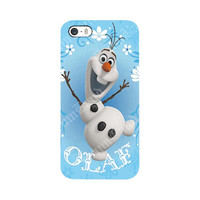 Disney Frozen Olaf Cover iPhone 5,iPhone 5S case,iphone 5 case,iphone 4 case,iphone 4S case,Samsung s3 case ,samsung s4 case,samsung s5 case