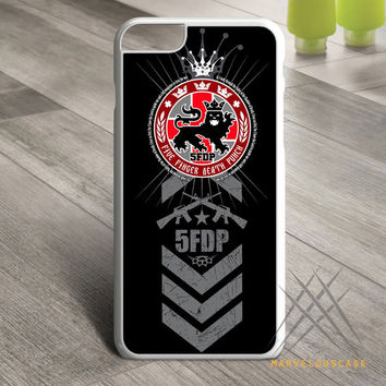 Five Finger Death Punch logo2 Custom case for iPhone, iPod and iPad