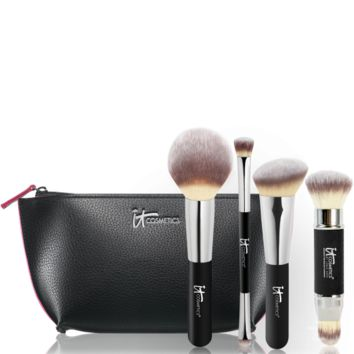 IT Girl Exclusive Holiday Brush Collection with Cosmetics Bag ($184 Value!)