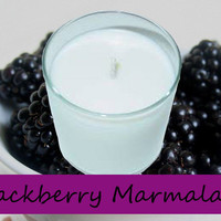 Blackberry Marmalade Scented Candle in Tumbler 13 oz