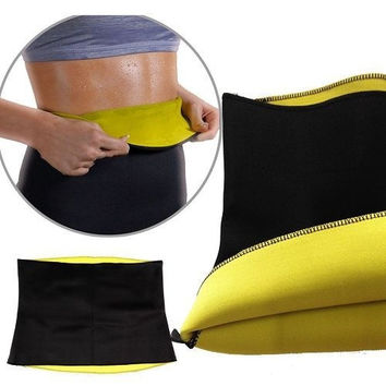 Neoprene Slimming Sport Waist Belts Body Shaper Designed