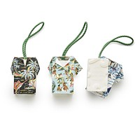 SOAP ON A ROPE IN GIFT BOX ASST