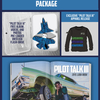 PILOT TALK 3 PRE-ORDER USB PACK BLACK