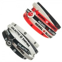 Star Wars Rubber Wristband Set - Star Wars Other Miscellaneous