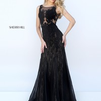 Sherri Hill 50254 Prom Dress