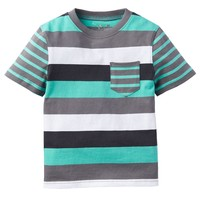 Jumping Beans Mixed Stripe Tee - Toddler