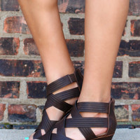 Simply Strapping Wedge