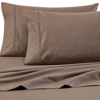 Perfect Touch 625-Thread-Count Egyptian Cotton Deep Pocket Sheet Set