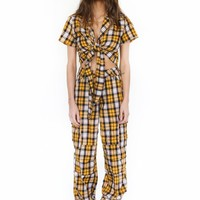 PRE-ORDER KEIDIS PANT - YELLOW (SHIPPING END AUGUST)