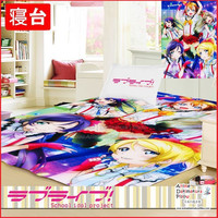 New Love Live School Idol Project Japanese Anime Bed Blanket or Duvet Cover GZFONG374