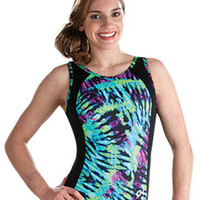 Posh Camp Classic Tye Dye Leotard from GK Elite