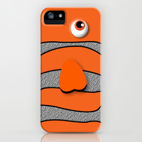 Ornamental Orange Fish Disney finding nemo apple iPhone 3, 4 4s, 5 5s 5c, iPod & samsung galaxy s4 case cover