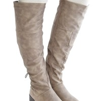 All Day Knee High Boot