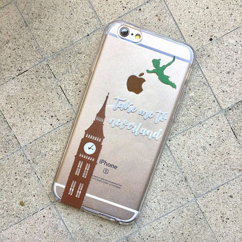 iPhone Take Me to Neverland Case