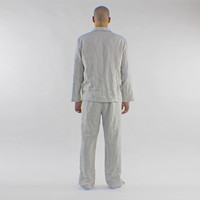 Men's Linen Pajamas Sets