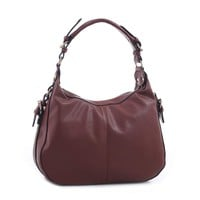Concealed Carry Purse - Chloe Buckle Hobo by Emperia Outfitters