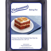 Entenmann's Bakeware Classic ENT19008 13 by 9-Inch Baking Pan