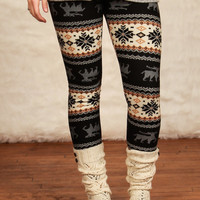 Donner Fleece Lined Leggings