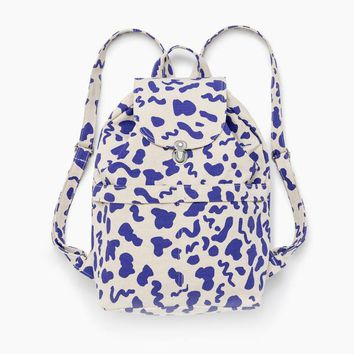 Baggu Canvas Backpack in Palette