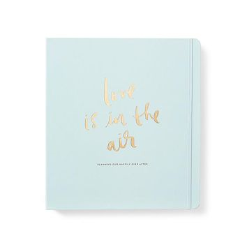 Kate Spade New York Love is in the Air Bridal Planner
