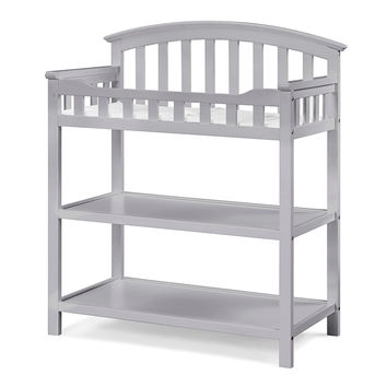 Graco Changing Table - Pebble Gray