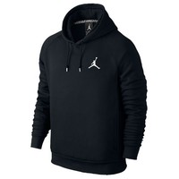 Jordan Jumpman Brushed Pull Over Hoodie - Men's at Footaction